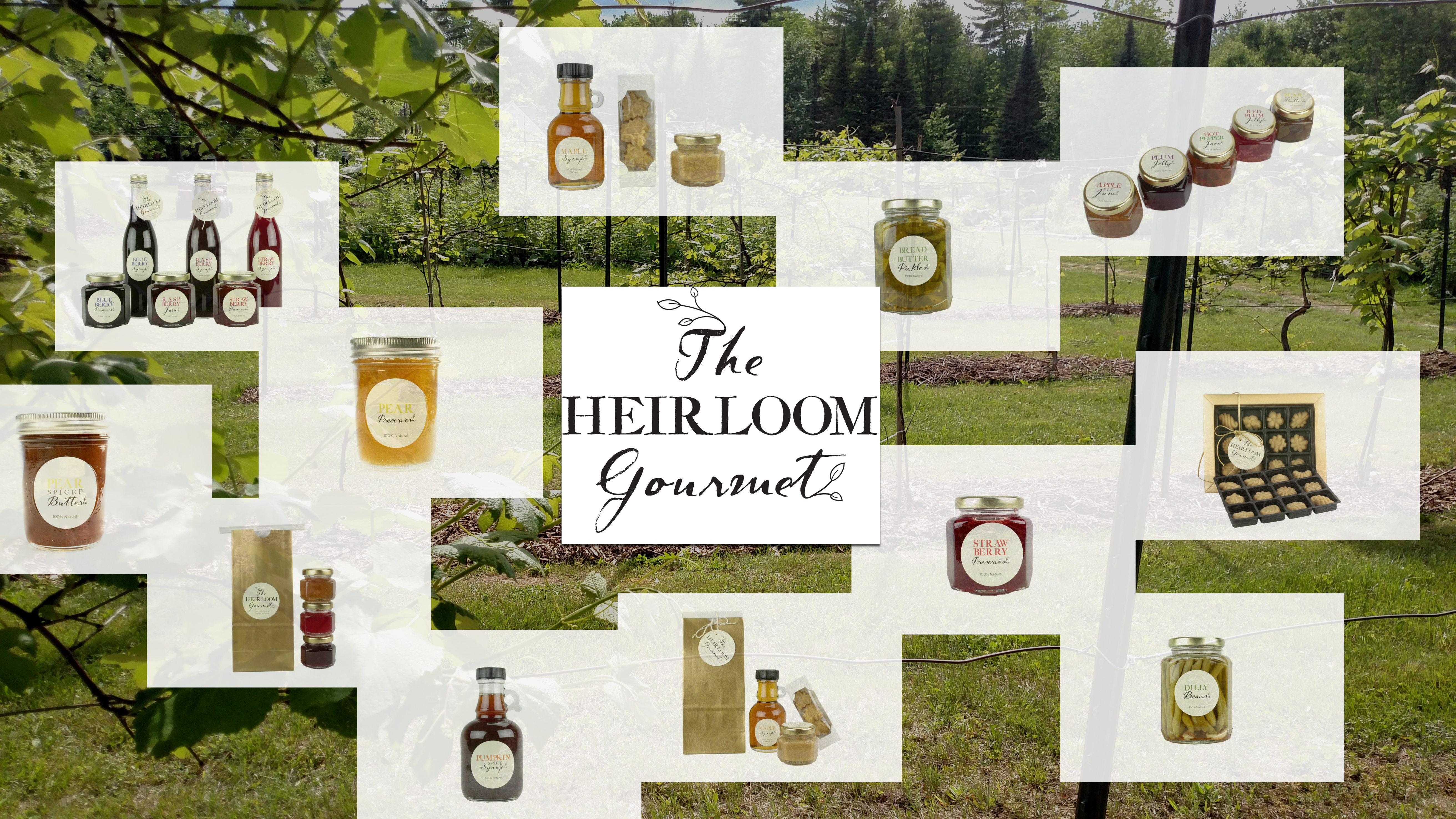 HeirloomGourmetCollage