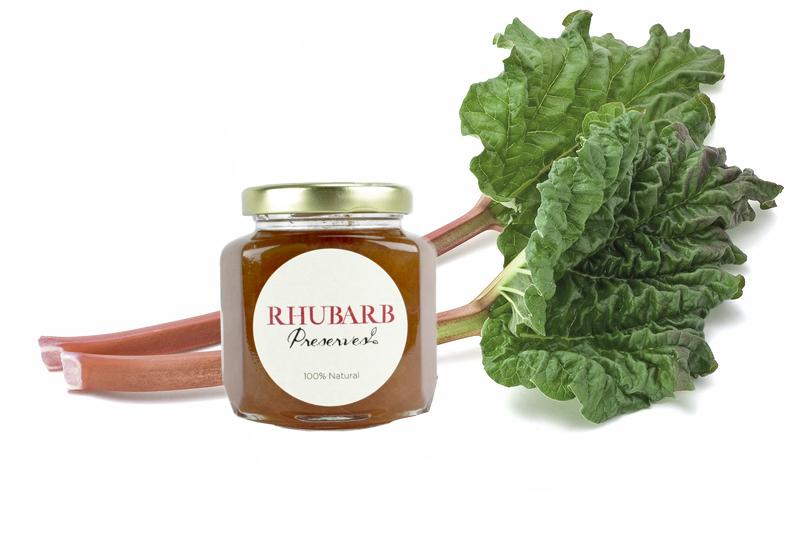 Rhubarb Preserves