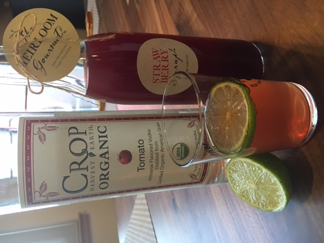Crop Organic Vodka