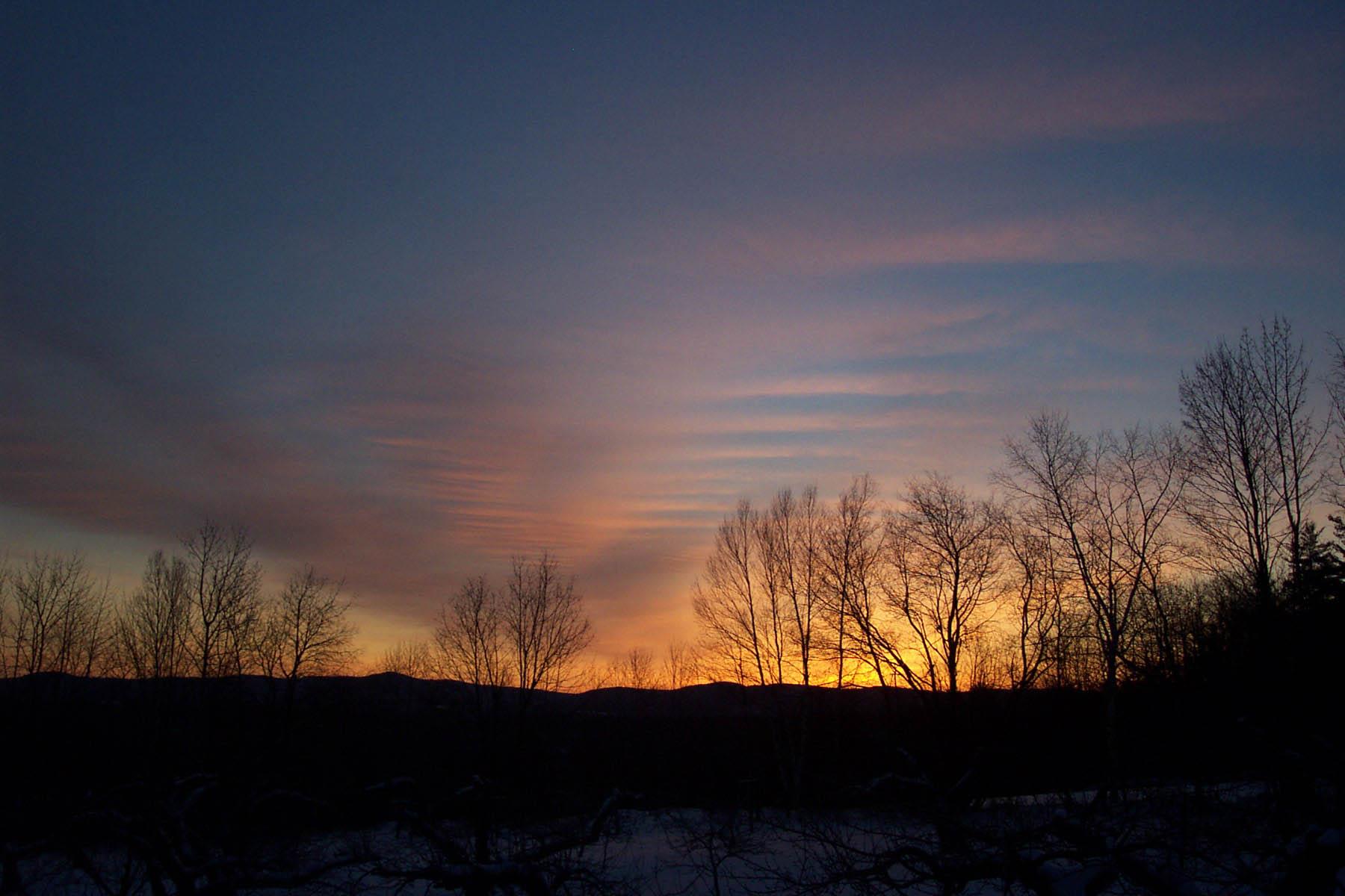 Winter sunrise2